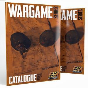 ウォーゲームシリーズ カタログ 2014年版(ステップ・バイ・ステップの製作ガイド付き)   Wargame Series Catalogue【セール対象外】|miniature-park