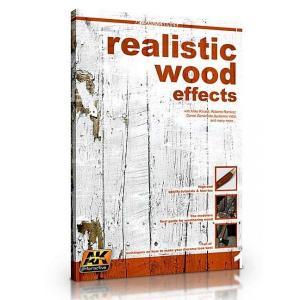 木製パーツのリアルな塗装法   Realistic Wood Effects. Learning Series 0【セール対象外】