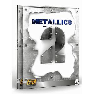 メタリックの塗装法 #2(ラーニングシリーズ5)    METALLICS VOL.2. LEARNING SERIES 05【セール対象外】