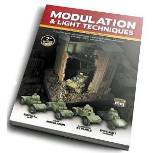 カラーモジュレーション&光による影響 塗装テクニック ガイドブック Modulation & Light Techniques[AMIG6005]【セール対象外】|miniature-park