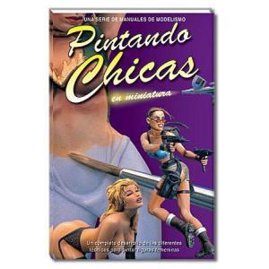 ガールズフィギュアの塗装法(スペイン語版) Painting girls in miniature (Spanish edition) miniature-park