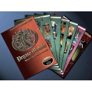 ペガソモデル カタログ 2007年度版(Massimo Pasqualiによる顔のペインティングガイド付き) PEGASO Catalogue year 2007(Limited Edition 1000copies)|miniature-park