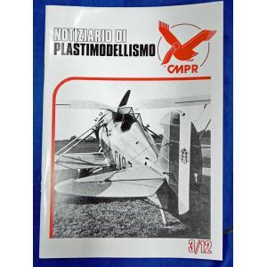 プラスチックモデルニュース 2012年3号(イタリアの模型クラブCMRPの会報)  Notiziario Di Plastimodellismo 3/12|miniature-park