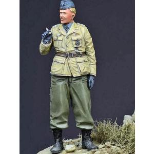 ドイツ軍 降下猟兵 将校 クレタ 1941年 German Fallschirmjager Officer Crete 1941  1/35 miniature-park
