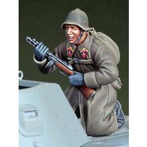 ロシア軍 戦車搭乗兵 冬季装備 #3  Russian winter tank rider #3 1/35|miniature-park
