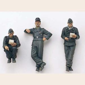 ドイツ武装親衛隊戦車兵 故郷からの手紙(2)  LETTER FROM HOME 2  1/35 miniature-park
