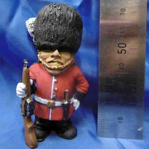 イギリス軍 衛兵 Grenadier   約60mm|miniature-park