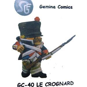 ナポレオニック フランス兵 Le Crognard    約60mm|miniature-park