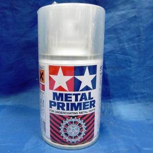 タミヤ メタルプライマー TAMIYA Metal Primer 100ml缶入[ITEM87061]|miniature-park