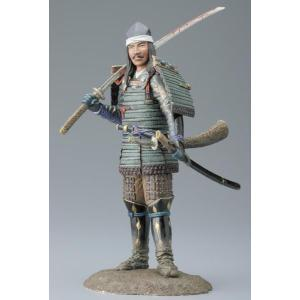 南北朝の武士  Samurai of Nanbokucho period (1336-1392)  120mm|miniature-park