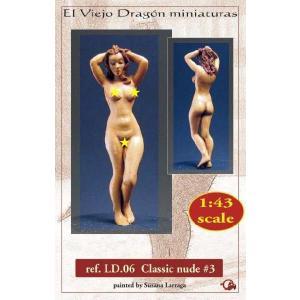裸婦 III Clasic nude III  1/43