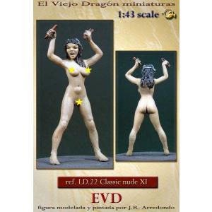 裸婦 #11 Classic nude # 11  1/43