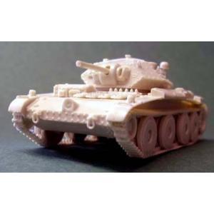 *イギリス軍 カヴェナンターMk.I巡航戦車(後期型)(砲塔2種入)(バトルフィールドシリーズ) C...