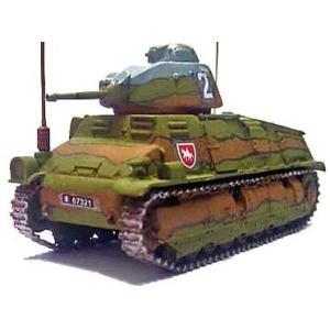 フランス軍 ソミュアS35戦車(バトルフィールドシリーズ)  Somua S35 Cavalry T...