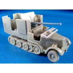 *ドイツ軍 SdKfz6 5トンハーフ7.62cm砲搭載自走砲「ダイアナ」(バトルフィールドシリーズ...
