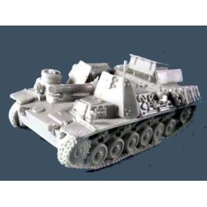 *ドイツアフリカ軍団 II 号車体15cm Sig33自走砲(バトルフィールドシリーズ) 15cm ...
