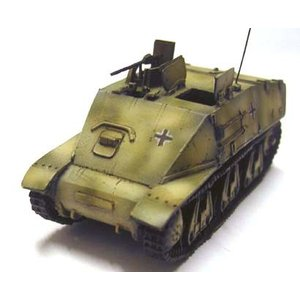 *ドイツ軍 PzKpfw 38H(f) 野戦無線車(バトルフィールドシリーズ) Grosser Fu...