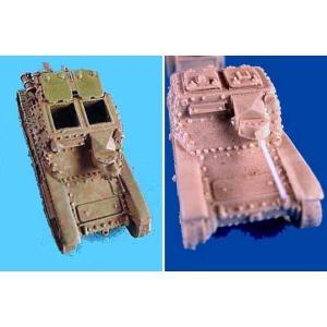 イタリア軍 L3/CV35タンケッテ 連装8mm機銃/ゾロターン20mm砲装備(バトルフィールドシリ...