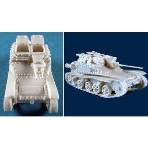 イタリア軍 L3/CV38タンケッテ 連装8mm機銃/ゾロターン20mm対戦車砲装備(バトルフィール...