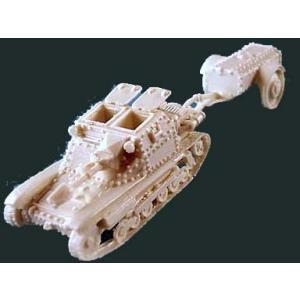 イタリア軍 L3/CV35火炎放射型&装甲トレーラー(バトルフィールドシリーズ) Italian L...