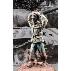 ドイツ軍 降伏する 兵士 アルデンヌ 1944年  Surrendering German Ardennes 1944  1/35|miniature-park