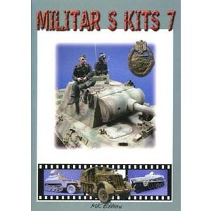 ミリターズ・キッツ vol.7  Militar's Kits Volume 7 (80 pages)|miniature-park