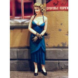 モードガールズ 1930年代 Mode Girls 1930's 1/35|miniature-park