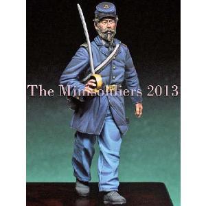 アメリカ南北戦争 北軍 将校  Union Officer  1/35|miniature-park