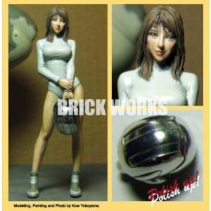傭兵軍 女性宇宙パイロット(A) インナースーツ着用 Independent Mercenary Army Female cosmic pilot 1/20 [MUS-07] 【セール対象外】|miniature-park