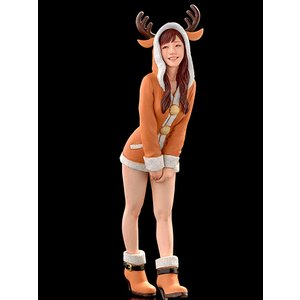 カリブーガール   Caribou Girl 1/20 [MUS-24] 【セール対象外】|miniature-park