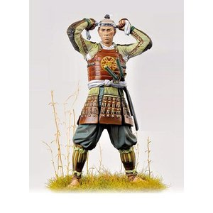 足軽 1600年 ASHIGARU C. 1600 75mm|miniature-park