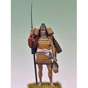地方の武士 1160年  Provincial Samurai 1160  75mm|miniature-park