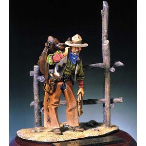 カウボーイ  Cowboy  54mm|miniature-park