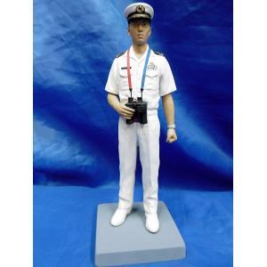 海上自衛隊員(常装第三種夏服) 完全彩色完成品(※パッケージなし)【中古】  Japan Maritime Self-Defense Force (*No pacakge)  1/16 |miniature-park