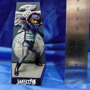 バンダイ ライダー怪人名鑑2-03 よみがえるコブラ男 Kamen Rider Directory 2-03 Cobra man 全高約8cm[SH-RL2-03]|miniature-park