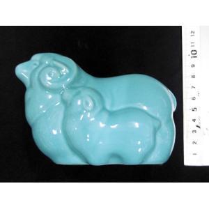 干支置物 未(ひつじ) Sexagenary cycle Figurines Sheep|miniature-park