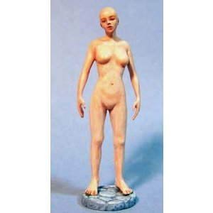 女性素体 Female Base Model 1/35[ST-001]|miniature-park