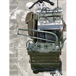 現用アメリカ軍 PRC-25無線機&アクセサリーセット   US PRC-25 Radio & Accessoires  1/35[B6-35077]【返品・返品不可】|miniature-park