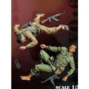 南ベトナム民族解放戦線(ベトコン)の兵士