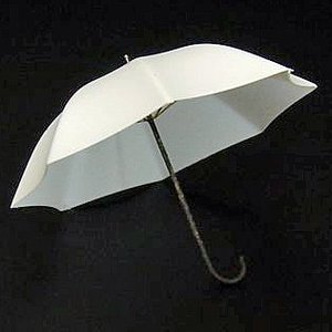 傘(2個入り)  Umbrella (2pcs) kit of umbrella (2pcs)  1/35[HLU35112]【返品・返品不可】|miniature-park