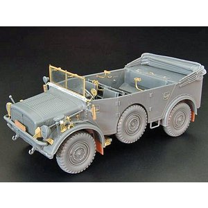 ドイツ軍 ホルヒタイプ1a大型軍用車 エッチング(タミヤ用) Horch 4x4 Type 1a (PE set for TAMIYA)  1/48 [HLX48370]【返品・返品不可】|miniature-park