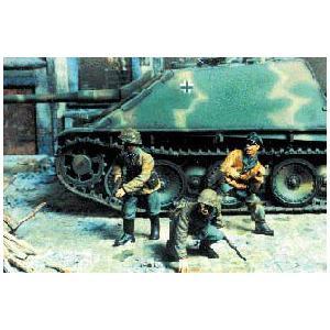 ドイツ軍 武装親衛隊 擲弾兵 1940-43年(スモック着用 3体入)|miniature-park