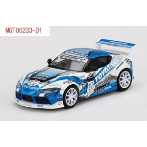 MINI GT MGT00233-D1 トヨタ Pandem GR スープラ V1.0 Team T...
