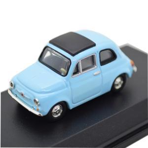フィアット 500 L 1968 1/64 ライトブルー 1,500台限定 MINICHAMPS/ミ...