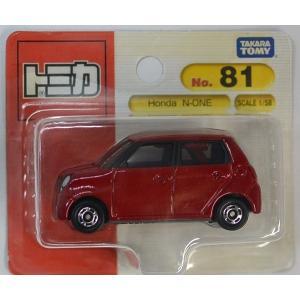 トミカ No.81 Honda N-ONE ブリスター 2400010007576 minicars