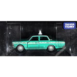 トミカリミテッド 0121 トヨタ クラウン MS50 グリーンキャブタクシー 2400010009624|minicars