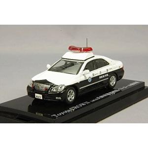 RAIS 1/64 トヨタ クラウン 180系 兵庫県警察機動パトロール隊車両 2400010015601|minicars