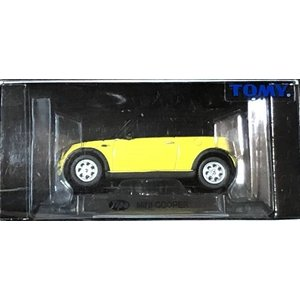 トミカリミテッド ミニクーパー (黄) 0048 2400010015786|minicars