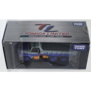 トミカ トミカリミテッド 0119 日産ディーゼル ダンプトラック 2400010015823|minicars