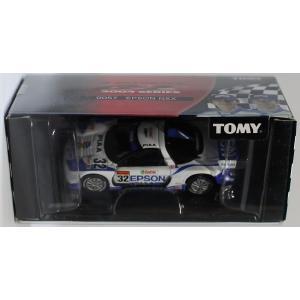 トミカリミテッド0057 EPSON NSX 04年仕様 2400010015830|minicars